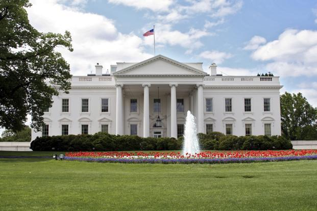 A file photo of White House.
