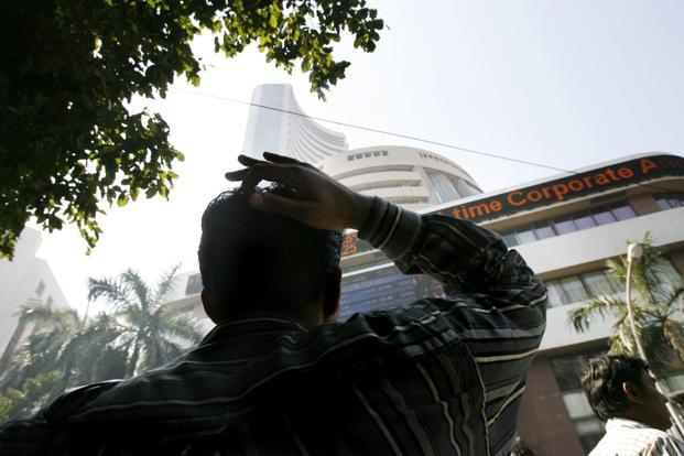 Sensex on Monday crashed 385 points to hit a six-month low of 25,765.14 following sustained foreign outflows amid uncertainty about the economic impact of the demonetisation move. Photo: Reuters