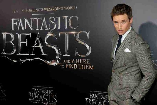 Warner Bros has a lot riding on Fantastic Beasts. The film is the first of a planned five-part fantasy series and a pillar of the studio's long-term movie strategy. Photo: Reuters