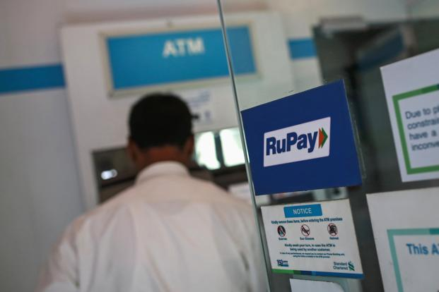 RuPay debit cards can be used at any shop having a PoS terminal and at major e-commerce portals apart from its use at the ATMs. Photo: Reuters