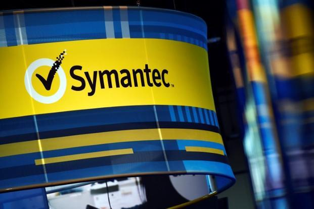 Symantec, the maker of Norton antivirus software, has been re-orientating its business more heavily toward cybersecurity, acquiring Blue Coat Inc. from Bain Capital this year in a $4.65 billion deal. Photo: Reuters