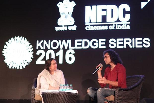 Nasreen Munni and Imtiaz Ali (right)