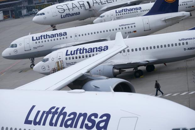 Flights by Lufthansa's other airlines are not affected by the pilots' strike. Photo: Reuters