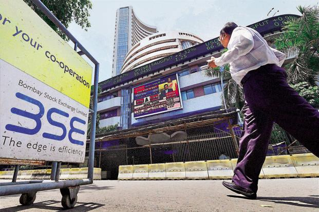 The auto and  information technology stocks led the gains on Tuesday. Photo: PTI
