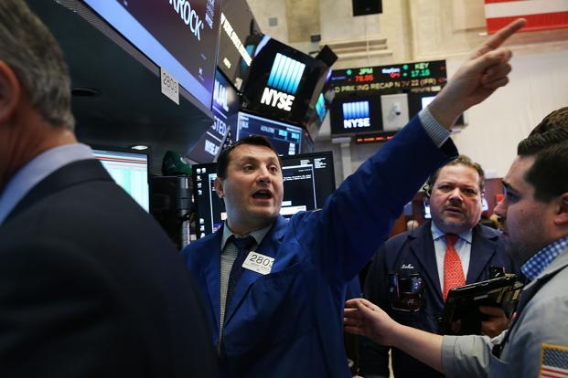 The S&P 500 Index added 0.2% to 2,202.90, poised for a record high along with the Dow Average, the Nasdaq Composite Index and the Russell 2000 Index of smaller companies. Photo: AFP