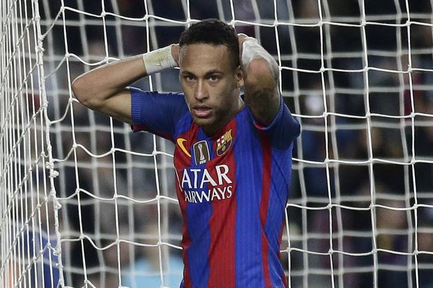 The case initiated with a complaint from Brazilian investment company DIS, which owned 40% of Neymar's sporting rights at the time of his transfer from Santos in 2013. Photo: