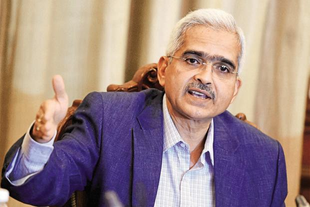 Economic affairs secretary Shaktikanta Das. Photo: PTI