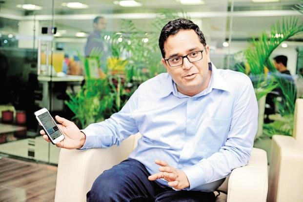 Vijay Shekhar Sharma will hold a 51% stake in Paytm Payment Bank with One97 Communications holding the rest. Photo: Pradeep Gaur/Mint