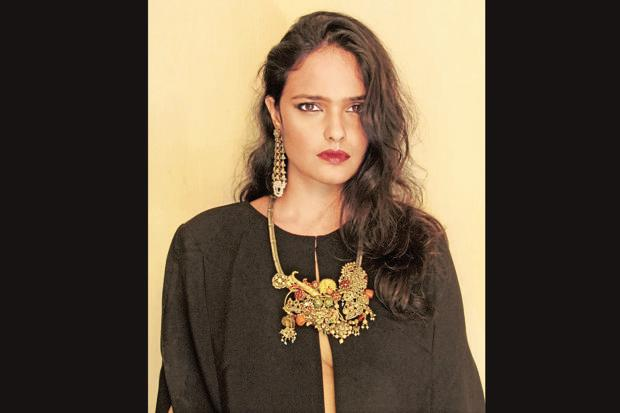 Each piece in the Earth Princess line is unique as there are only so many pieces Swapna Mehta can make from her eclectic archive of 20 years.