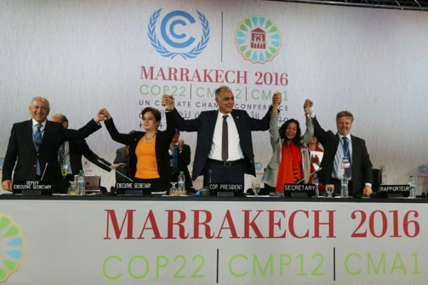 Climate is a great leveller. We will all boil together, and the poor may have less to leave behind. Photo: Reuters