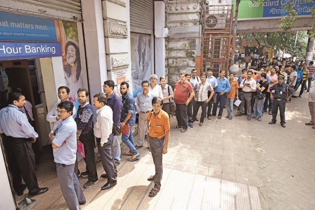 Demonetisation can only be a part of a comprehensive strategy to tackle corruption and generation of black income. Photo: Indranil Bhoumik/Mint