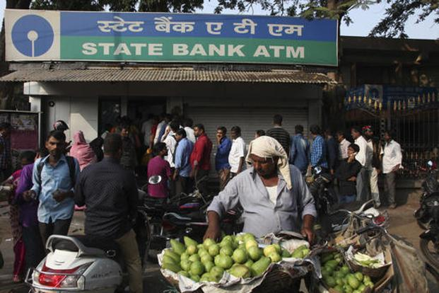 The court's order came in a civil suit where Rs5,000 cost was imposed on a woman prior to the government's decision of demonetisation but she had not deposited it. Photo: AP