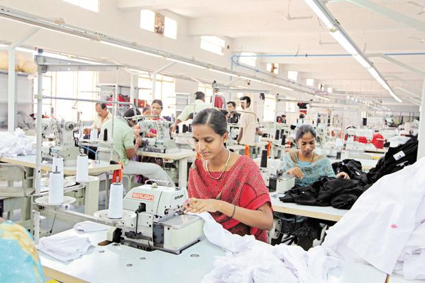 In Tirupur, at least around 75% of the over 500,000 workers base are paid weekly in cash and the rest are paid at the end of the month. Photo: SaiSen/Mint