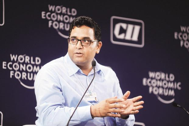Paytm's Vijay Shekhar Sharma. Photo: Ramesh Pathania/Mint