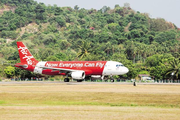 AirAsia is the single largest airline customer of Airbus Group SE, with 575 planes ordered. Photo: Bloomberg