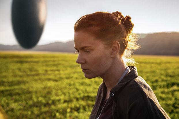 A still from 'Arrival'