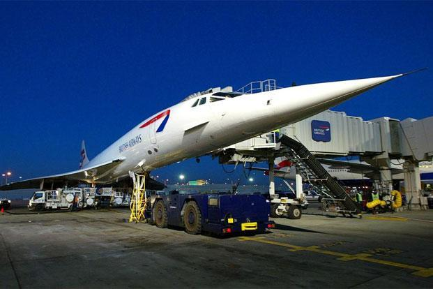 The Concorde. Photo: Bloomberg