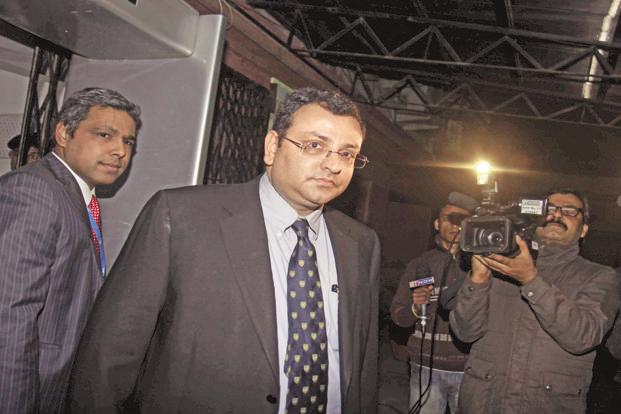 On 24 October, the board of Tata Sons Ltd abruptly removed Cyrus Mistry as chairman of the holding company. Photo: HT