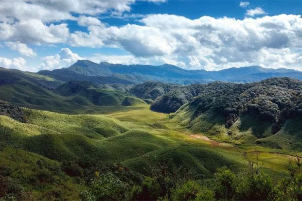 The Dzukou Valley in Nagaland. Photo: Bappu Deshmukh