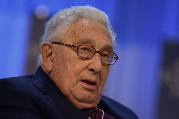 Henry Kissinger argues that human rights are an important goal for the US, but at times it is overridden by the national security goals. Photo: AFP