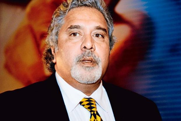 Vijay Mallya, who has been declared by some banks as a wilful defaulter, had left the country in March and is currently said to be in the UK. Photo: Mint