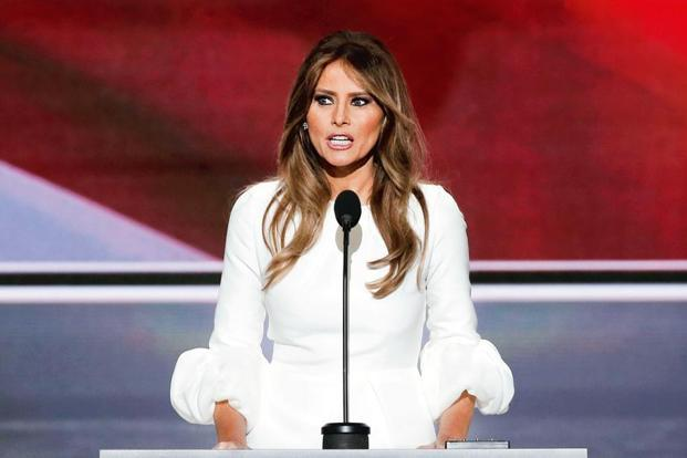 The decision sets Melania Trump apart from other first ladies. Photo: Reuters