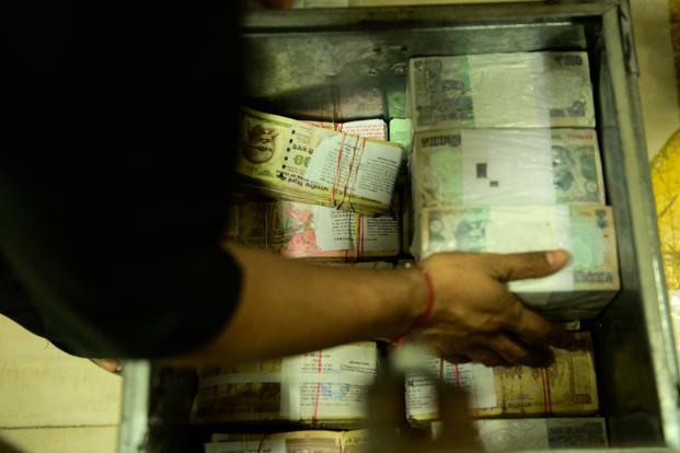 Earlier, the government debt securities had attracted bids worth Rs10,439 crore from foreign investors against Rs12,715 crore on offer. Photo: Mint