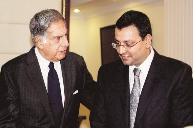 Ratan Tata (left) and Cyrus Mistry. Investor losses arising on account of misgovernance should be treated differently. Photo: PTI
