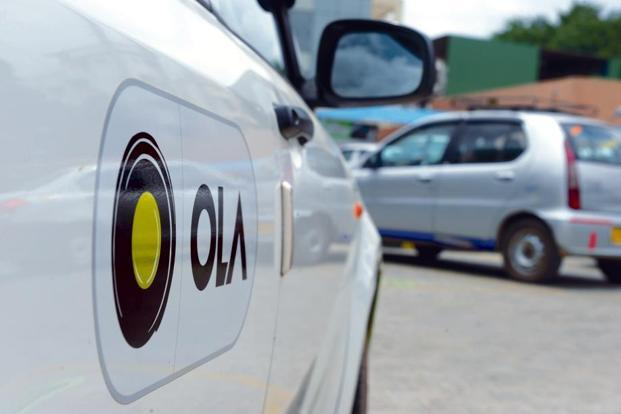 Ola, which has its mobile wallet service, claimed it has seen 1500% growth in recharge of 'Ola Money'. Photo: Hemant Mishra/Mint