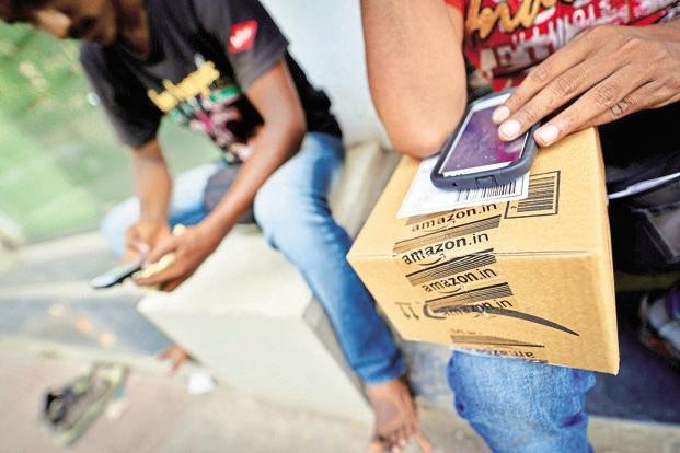 Following the government's demonetisation move, several customers had shied away from online shopping after the e-commerce firms suspended the cash-on-delivery option. Photo: Aniruddha Chwodhury/Mint