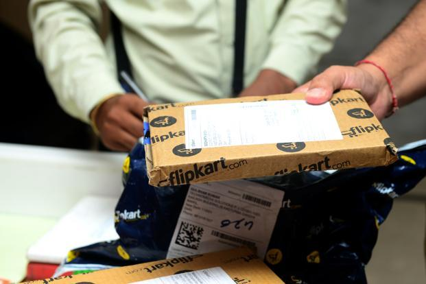 Flipkart's resurgent Big Billion Days sale performance has given it a springboard to take the fight to Amazon and also raise its next round of funds. Photo: Ramesh Pathania/Mint