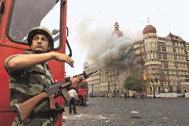 During the Mumbai attacks that took place on 26 November 2008, about 166 people were killed and more than 300 were injured. Photo: AP