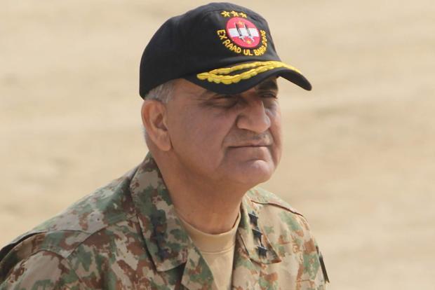 File photo. The appointment of General Qamar Javed Bajwa is expected to help reset fraught relations between the military and the civilian government in Pakistan. Photo: AFP