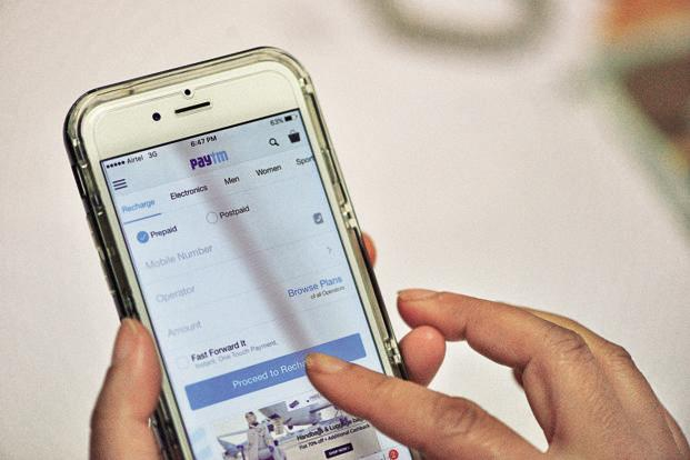 Vijay Shekhar Sharma said his company launched the product looking at the opportunity to scale up because Paytm has only 16 crore users as against 55 crore card holders. Photo: Priyanka Parashar/Mint