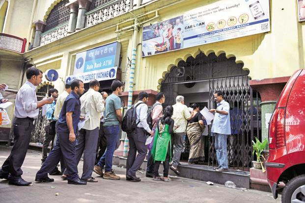 In 2001, India had 5.3 bank branches per 100,000 people in rural areas while today that stands at only 7.8 branches, according to RBI data. Photo: Mint