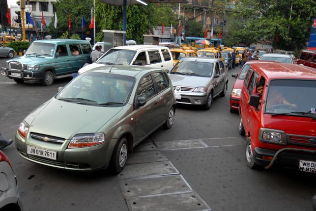 On 18 July, the tribunal directed the Delhi government's transport department to deregister diesel vehicles that were more than 10 years old. Photo: Mint