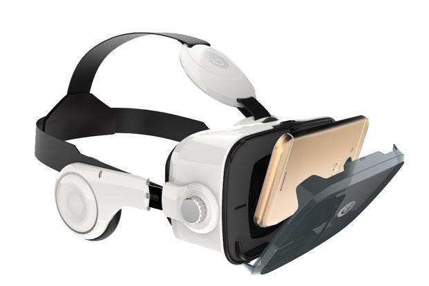 Gionee VR headset provides a 360-degree view of the virtual world that would otherwise look like a plain screen on a smartphone