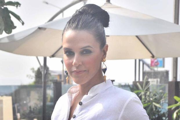 Neha Dhupia's weekly podcast on the Saavn app, aims to strip down celebrities to their '#NoFilter' versions. Photo: Yogen Shah