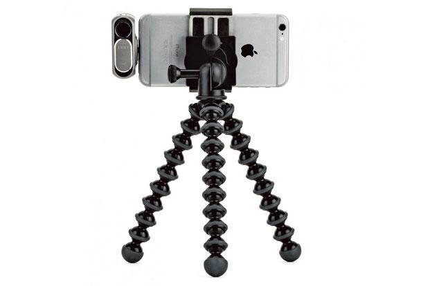 GripTight from Joby's GorillaPod series