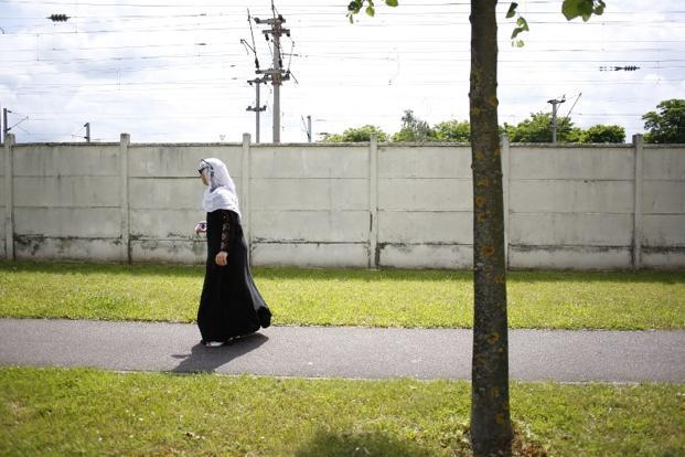 Netherlands is the latest European country to restrict garments worn by some Muslim women. Photo: AFP