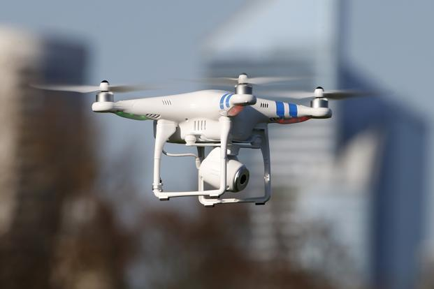 Drones are barred from flying over certain areas, including military facilities, the entire air space over Delhi, and near international borders. Photo: Reuters