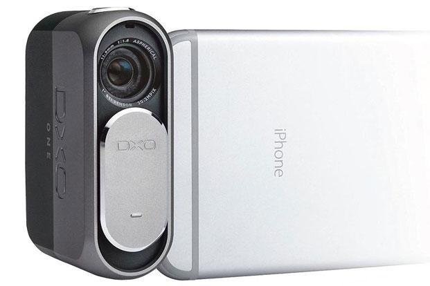 DxO One camera add-on is currently available only for the iPhone