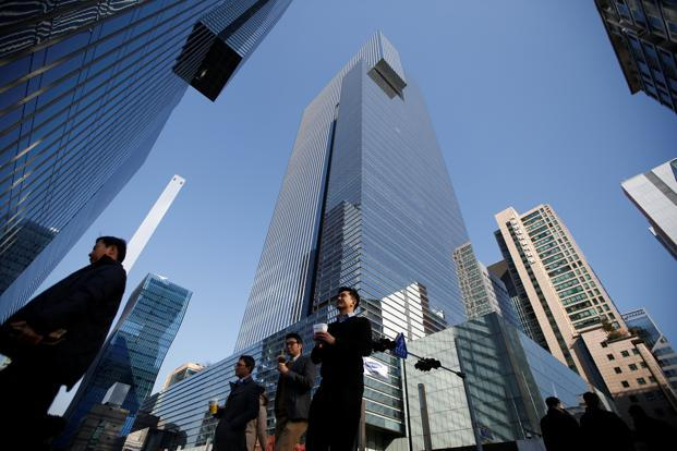 Samsung Electronic headquarters in Seoul, South Korea. Photo: Reuters