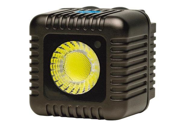 The Lume Cube is a tiny but very bright light that provides up to 1,500 lumens and can be used with a phone
