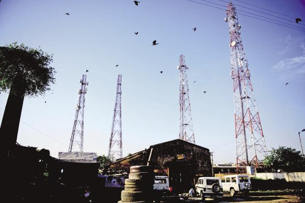 Bharti Infratel owns 89,791 telecom towers in India. Photo: Pradeep Gaur/Mint