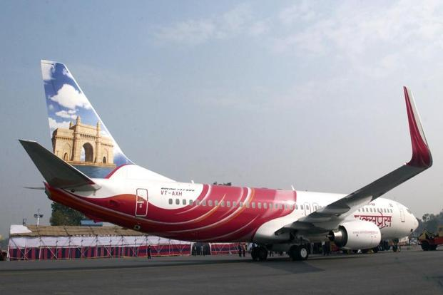 Air India Express clocked revenues of Rs1,897 crore in the same period. Photo: PTI