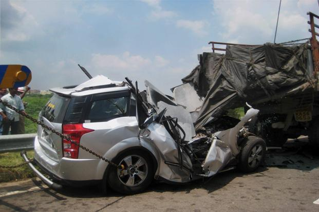 In the Asia-Pacific region, 15,000 lives are lost due to road accidents per week (or one person every 40 seconds). Photo: PTI