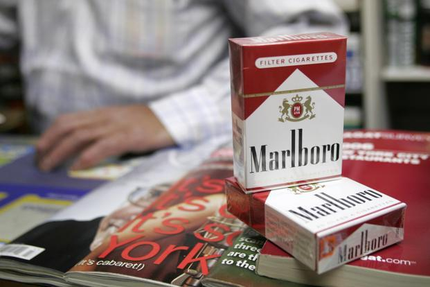 Even though the tobacco market is shrinking as more people quit Andre Calantzopoulos says that by 2025 there will still be more than a billion smokers worldwide. Photo: Bloomberg