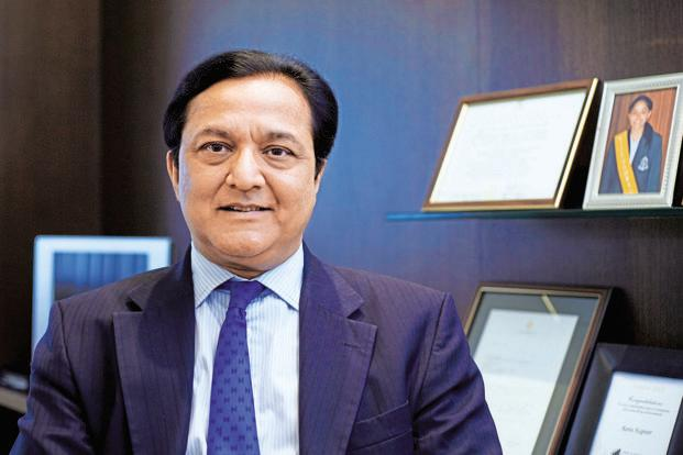 Yes Bank managing director and chief executive officer Rana Kapoor.