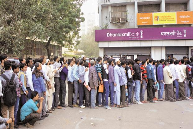 Investment calls for a stable macroeconomic environment, where the dominant currency denomination is not withdrawn at 3 hours' notice. Photo: Ramesh Pathania/Mint
